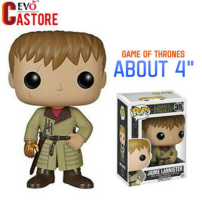 Punko Pop Game of Thrones 35# JAIME LANNISTER Action Figure Pvc Collection Toys