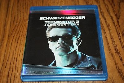 Terminator 2: Judgment Day (Blu-ray Disc, 2006) Buy2Get1