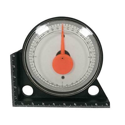 1x Magnetic Protractor Angle Finder Tilt Level Inclinometer Measure Clinometer
