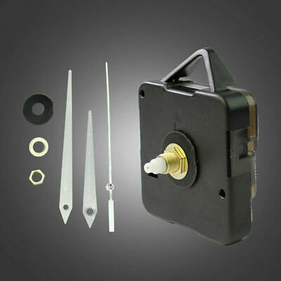 Quartz Wall Clock Core Movement Mechanism Hands DIY Replace Repair Parts