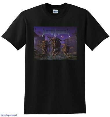 *NEW* DEATH ANGEL T SHIRT humanicide vinyl cd cover SMALL MEDIUM LARGE or XL