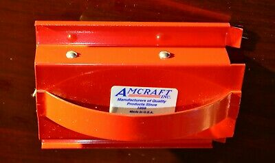 "Amcraft HVAC Ducting Tool - Red Tool #2100 - 2""  90° V or Miter Cut"