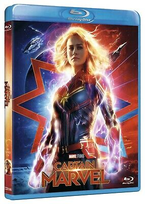 Blu-Ray Captain Marvel