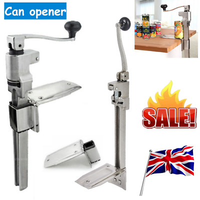Professional Commercial Catering Bench Can Opener/Tin Opener Kitchen Heavy Duty
