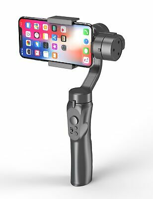 3-Axis Handheld Smartphone Gimbal Stabilizer for iPhone Android Camera