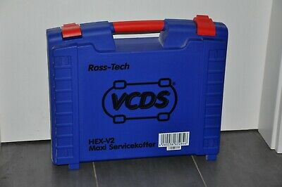 Ross-Tech® HEX-V2® Maxi Servicekoffer Professional für VCDS Diagnosesystem