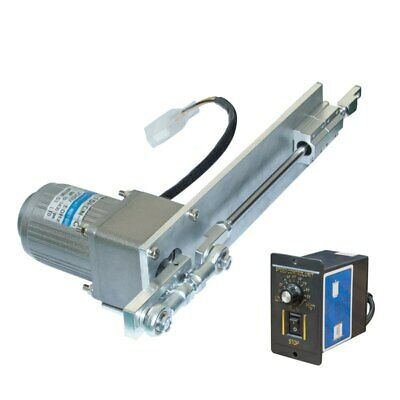 DIY AC 220V Linear Actuator Reciprocating Electric Motor + PWM Speed Controller