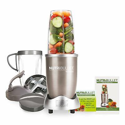 NutriBullet 900W Blender – Champagne Multi-Function Cold Beverage Smoothie Maker