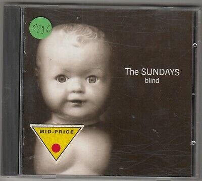 THE SUNDAYS - blind CD