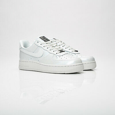 BNIB WMNS NIKE Air Force 1 07 LX Leather UK 3 4.5 100% AUTHENTIC 898889 100