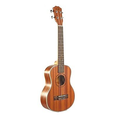 20X(Tenor Acoustic Electric Ukulele 26 Inch Guitar 4 Strings Ukulele Handcr 3B2)