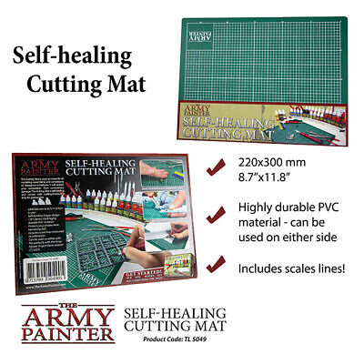 Self Healing Cutting Mat A4 Self Healing Cutting Mat Army Painter TL5049