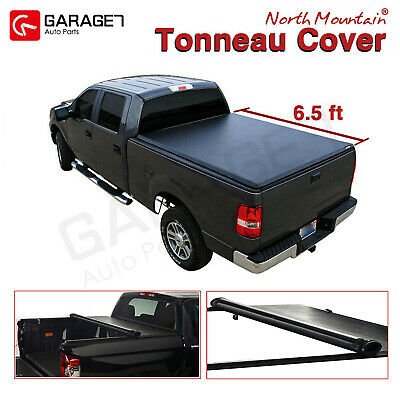 Truck Bed Accessories Tonneau Cover Hidden Snap For Chevy Gmc
