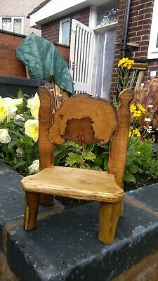 Arts&Craft. Rustic  Chair