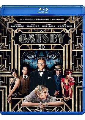 Gatsby le magnifique [Blu-ray 3D + Blu-ray]