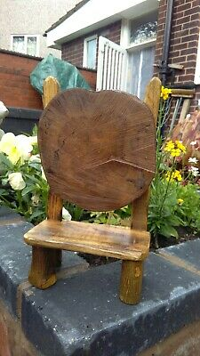 Arts&Craft Wooden  Chair
