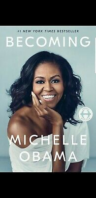 Becoming By Michelle Obama E-book Instant Download