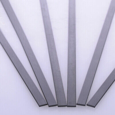 """20cm/8"""" Bar Rods Carbon Square Tool RC Airplane Strip Universal Good New Hot"""