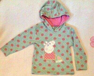 "NEW - ""Peppa Pig"" Hoodie, Hooded Jumper - Multiple Sizes - FREE POST"