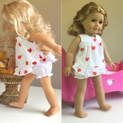 """Fit American Girl And Our Generation. Pj's ONLY. 18"""" Doll Clothes."""