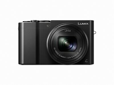 Panasonic Lumix DMC-TZ100EBK Compact Camera 20.1MP 10x Optical Zoom Black