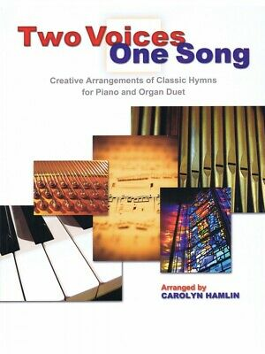 Two Voices One Song Sheet Music Creative Arrangements of Classic Hymns 035024487