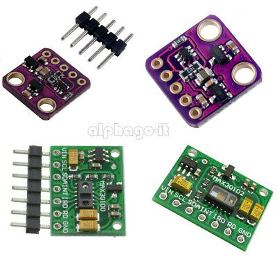 MAX30102 MAX30100 Heart Rate Breakout Sensor Blood Oxygen Transducer for Arduino