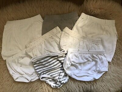 Pure Baby Nappy Pants 8 Pairs Size 0000