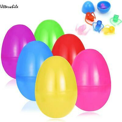 Kids Easter Eggs Filled with Finger Sleeve Easter Party Child Toy Gifts U8HE