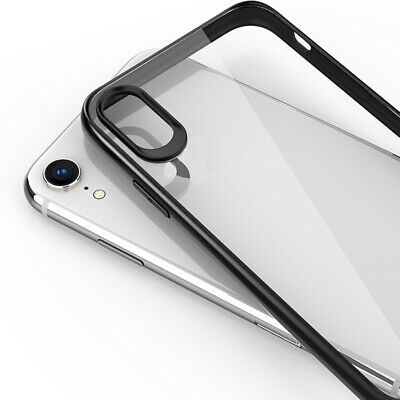 Hybrid Bumper Shockproof Case Cover for iPhone X/Xs,Xs Max,Xr