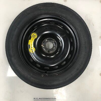 RANGE ROVER EVOQUE Space Saver Spare Wheel 155/85/18 Continental