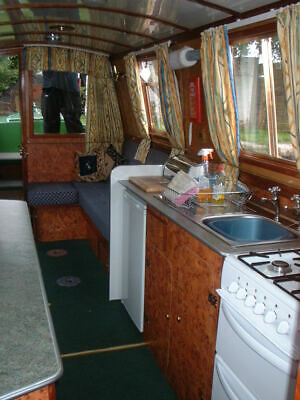 Canal Boat Overnight Taster Stay 2 - 4 People 22/7/19