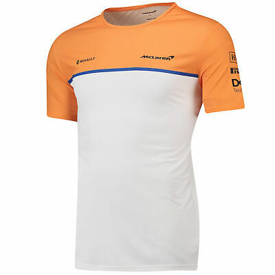 Formula 1 McLaren 2019 Team T Shirt Mens Fanatics