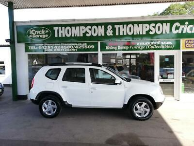 2014 Dacia Duster 1.5 dCi Laureate 4x4 5dr