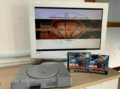 ps1 console regalo 3 giochi play station sony controller