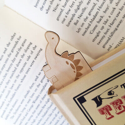 Dinosaur Bookmarks - Wishing You A Dino-Mite Birthday Bookmark Book Lovers Gift