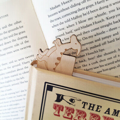 Dinosaur Bookmarks - You're Rawr-some! Funny Dino Bookmark Book Lovers Gift