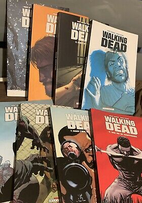 Comics The Walking Dead Tome 1 À 8