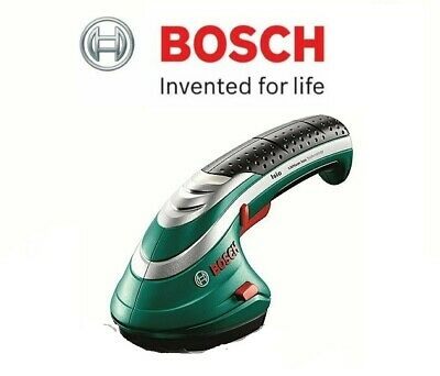 BOSCH ISIO Grass/Shrub Shears (NAKED Version - Battery & Blades NOT included)