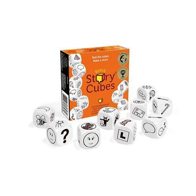 Hutter Trade Selection The Creativity Hub - Story Cubes Original arancione