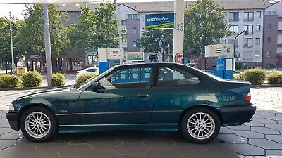 BMW Coupe E36 Automatic 1994 Youngtimer