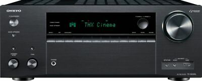 Open-Box Excellent: Onkyo - TX 7.2-Ch. with Dolby Atmos 4K Ultra HD HDR Compa...