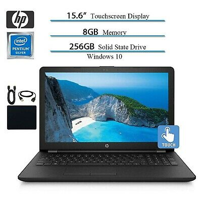 HP 15.6 2019 Newest Premium Pavilion Touchscreen Laptop Notebook Computer, In...