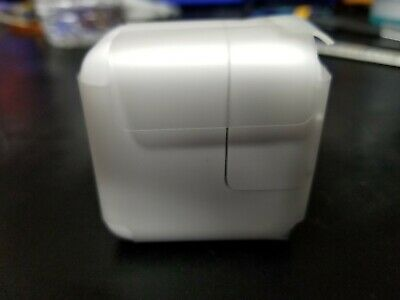 Apple 12W USB Power Adapter Wall Charger A1401 new never used
