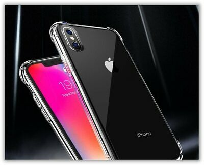For iPhone XSMAX XR XS X 8 7 6 Clear case