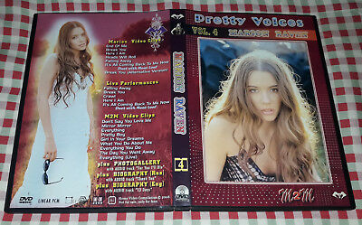 Marion Raven M2M - Pretty Voices 4 DVD Special Fan Edition, Very good!!