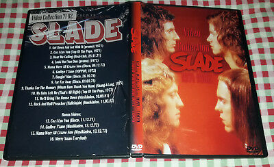 Slade - Video collection 1971-1982 DVD Special Fan Edition, SUPER!!!