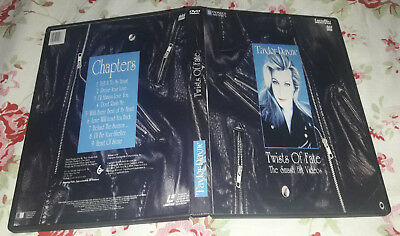 Taylor Dayne - Twists of fate, the Smash Hits Videos - DVD Special Fan Edition