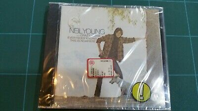 Neil Young - Everybody Knows This Is Nowhere (Cd Sigillato Reprise 1969)
