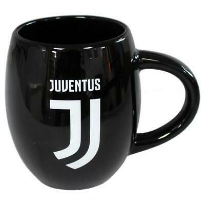 Juventus Fc Big Crest Ceramic Tea Tub Mug - Official Gift